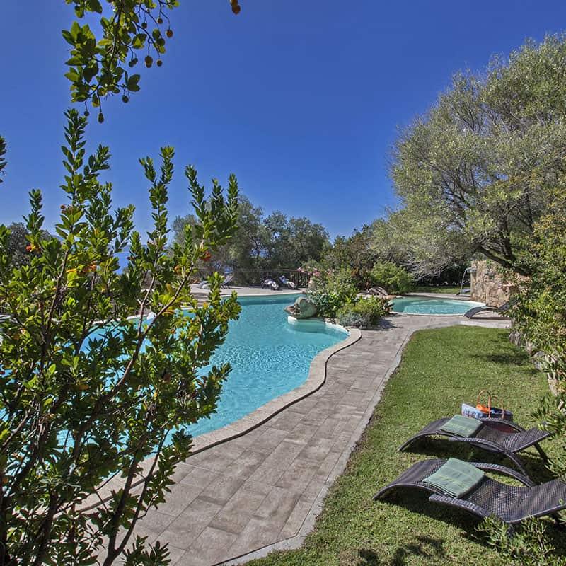 residence piscine propriano