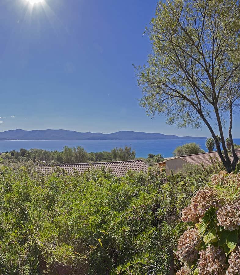 Residence de vacances en Corse